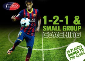cosmo soccer coaching