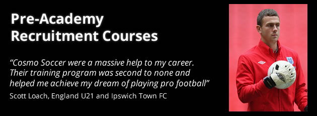 pre academy football coaching