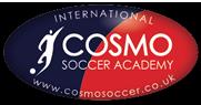 cosmo soccer coaching logo
