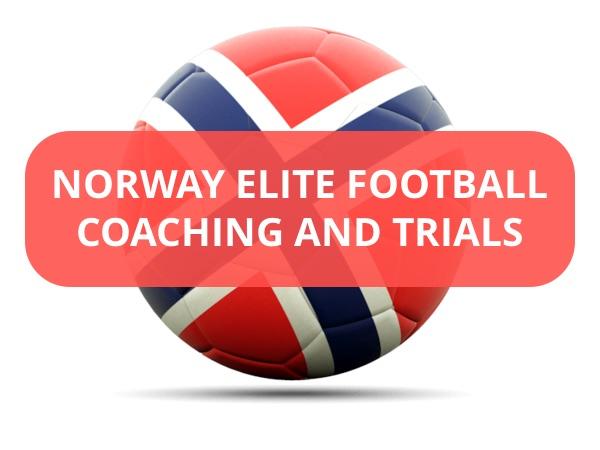 norway elite football coaching trials