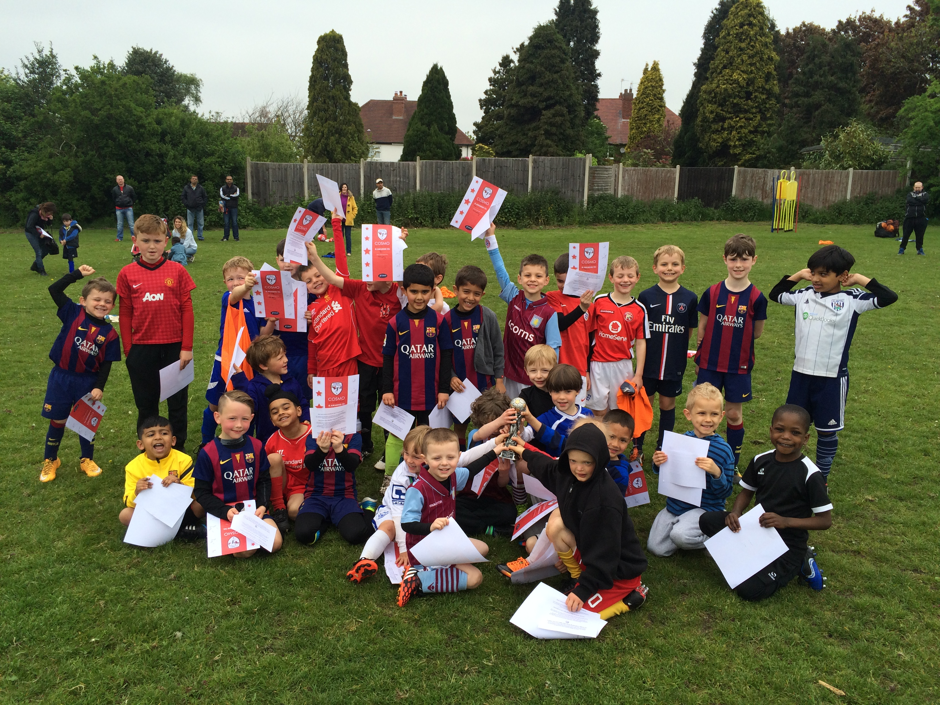 Soccer Camp Sutton Coldfield